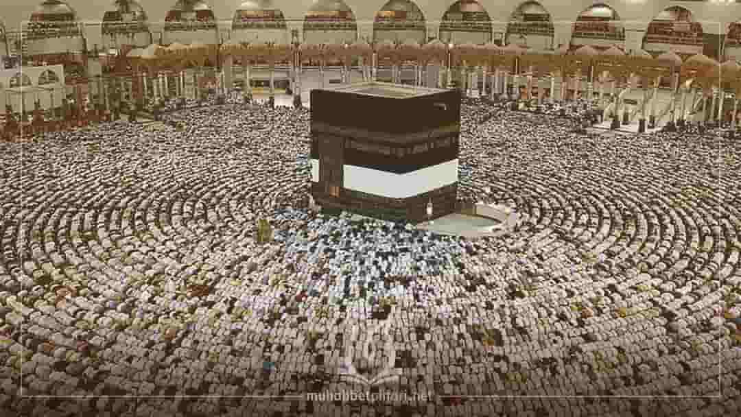 Mekke'de Bulunma Âdabı