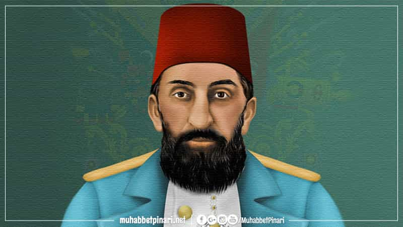 Rızâ Tevfîk Bölükbaşı - Sultan Hamid Han
